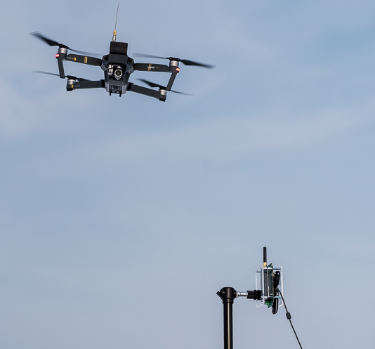 IoT Drone Mapping - Institute IRNAS